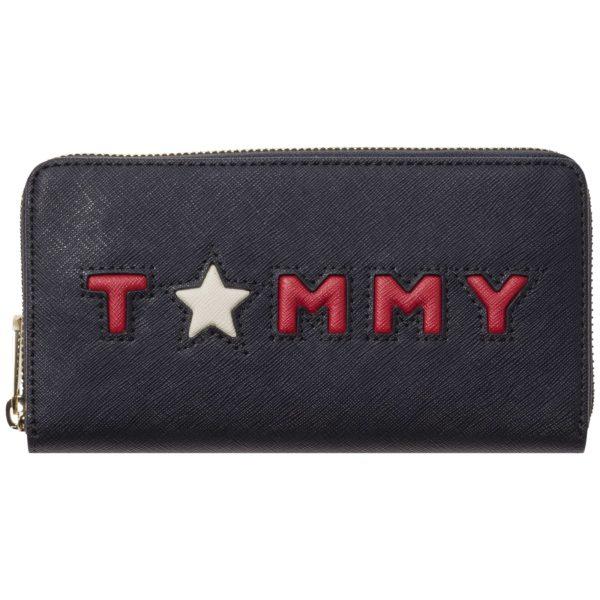Tommy Hilfiger peňaženka 4718 Honey Large Za Wallet Tommy Star 901