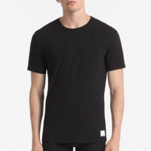 Calvin Klein Tričko 2pack NU8697A čierne