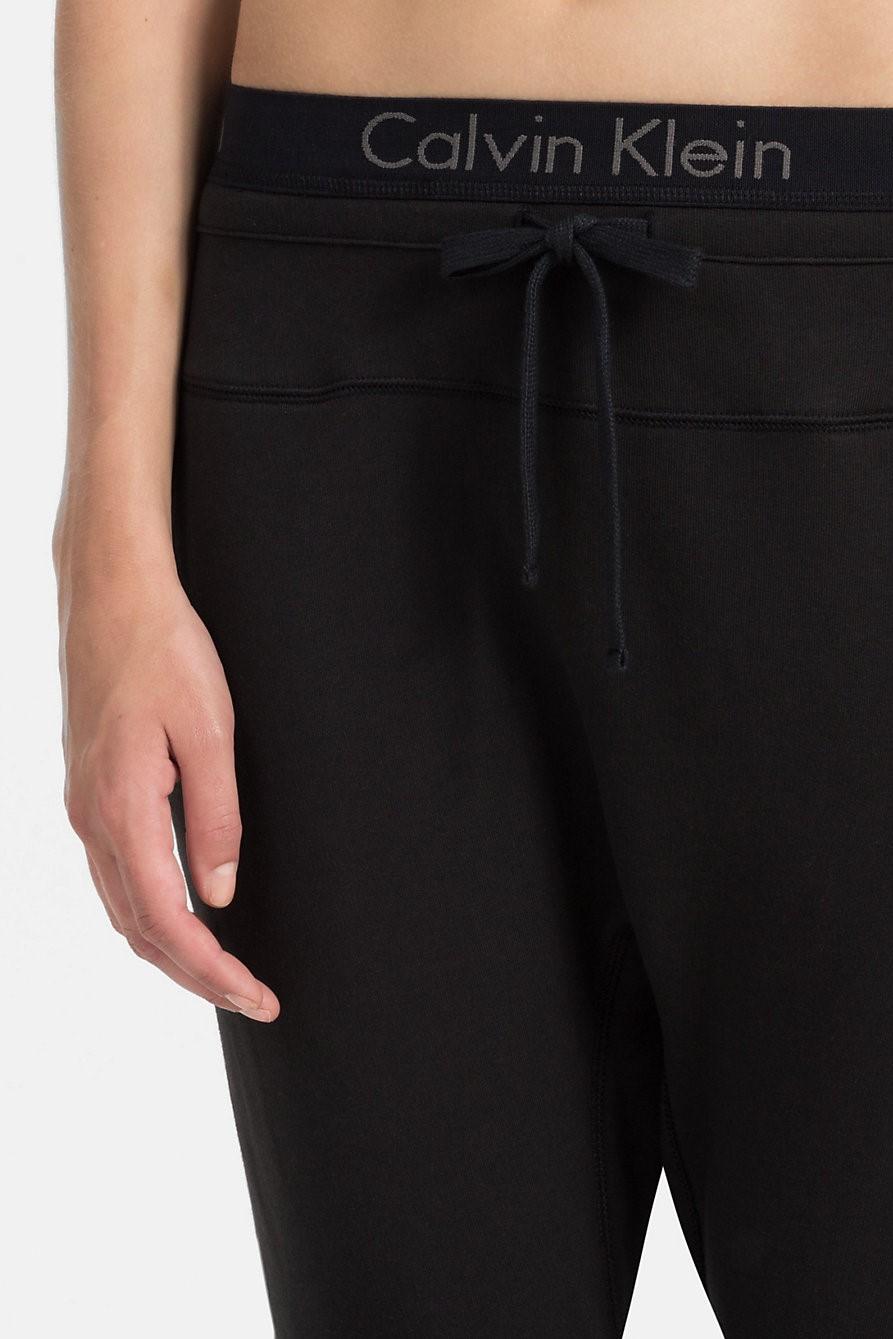 6dfb27700c Calvin Klein Teplákové Nohavice QS5994E 001 čierne JOGGER