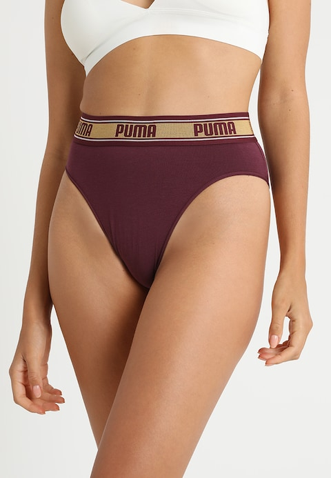 PUMA HIGH LEG BRIEF 1P HANG