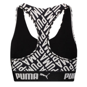 PUMA SPECKLE CAMO PRINT RACER BACK TOP 1P