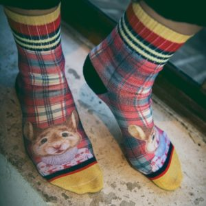 ponožky dekor art xpooos