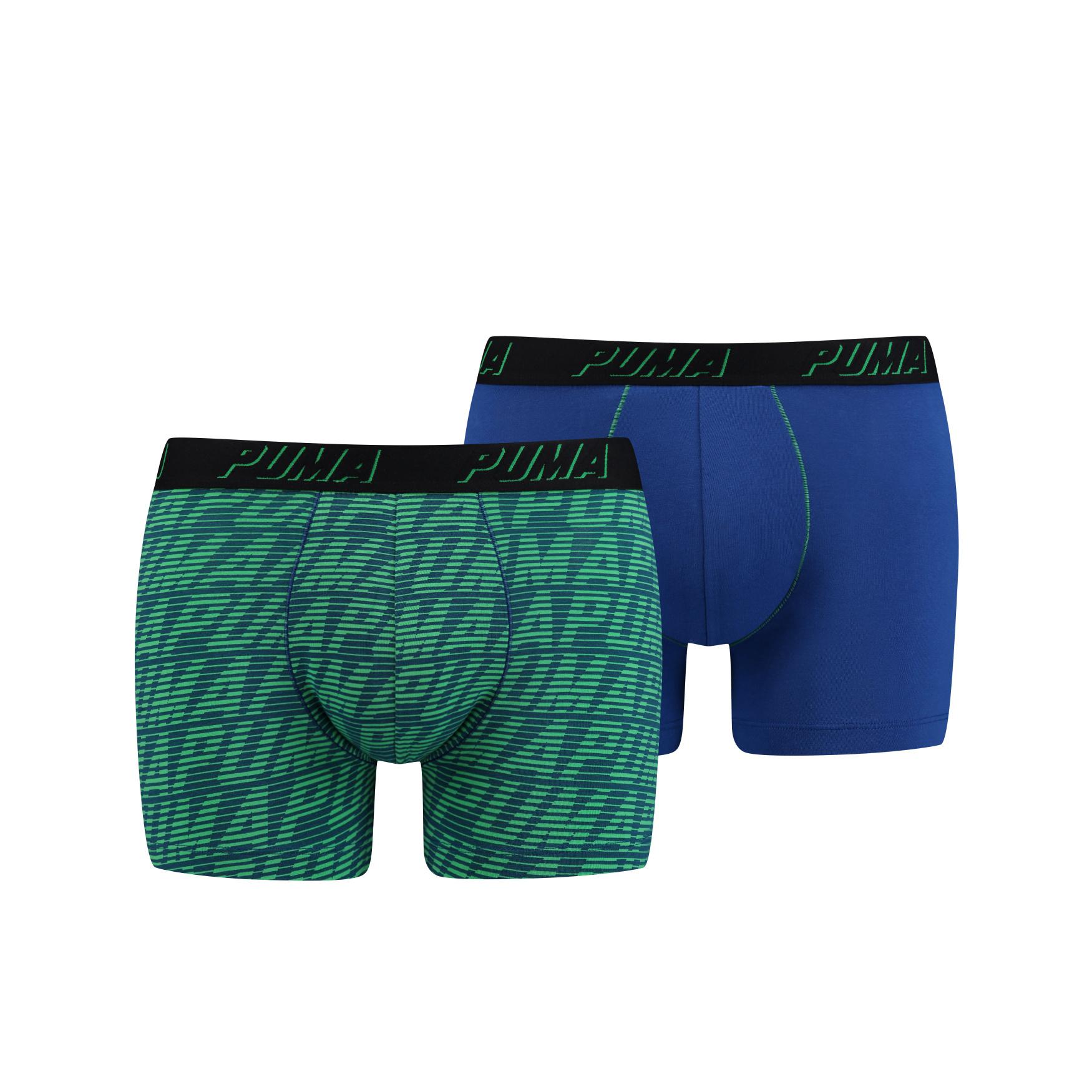 9170393a17 Puma pánske boxerky 591004001 289 farebné - Spodné prádlo a doplnky ...