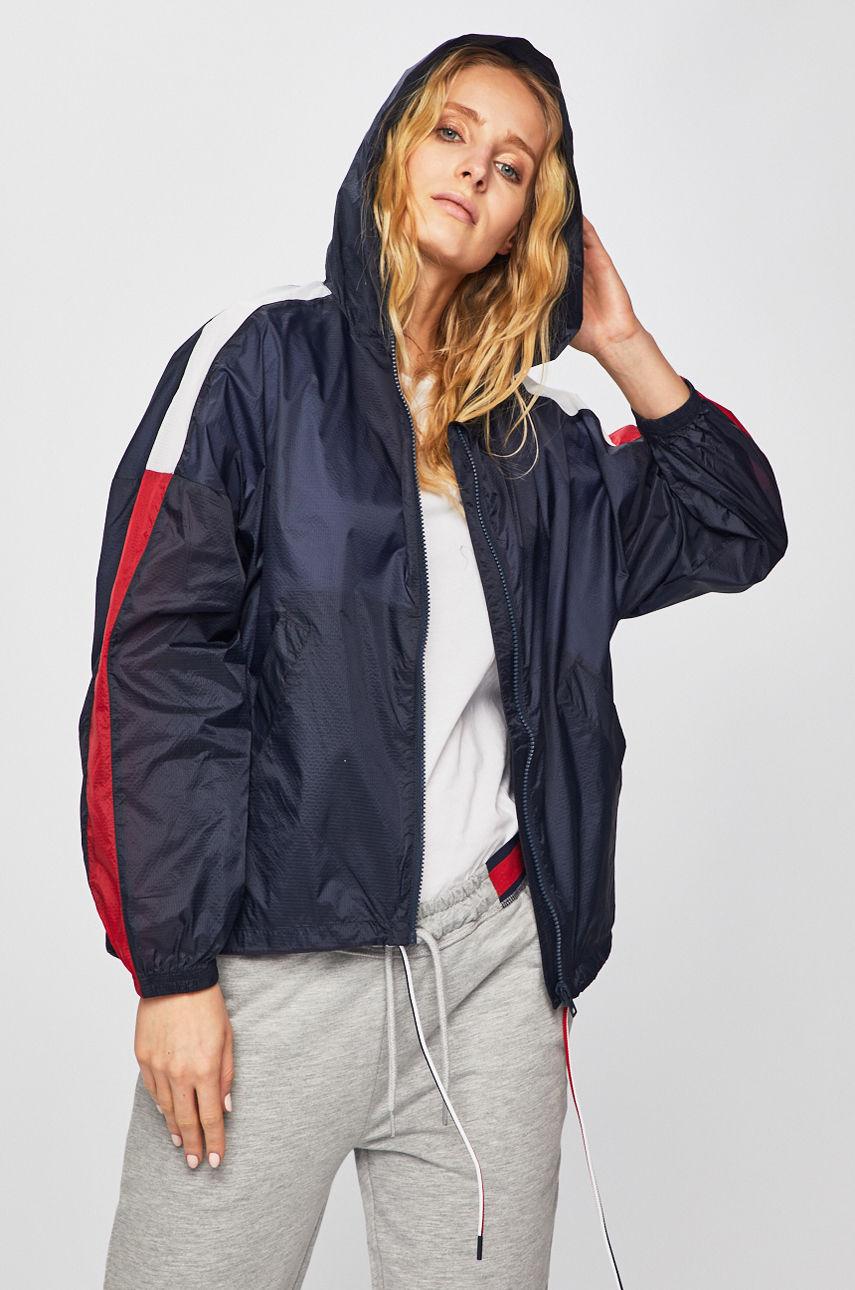 b9a8641d7bd9 Tommy Hilfiger dámska bunda W01521 tmavomodrá - Spodné prádlo a ...