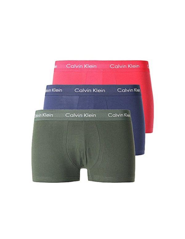02c599c252 Calvin Klein Boxerky U2664G farebné - Spodné prádlo a doplnky ...