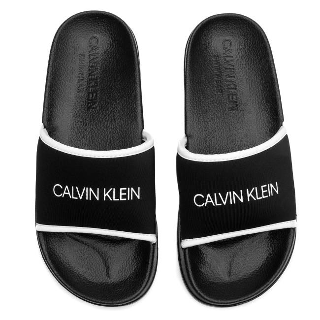 405b85a302 Calvin Klein dámske šlapky W00780 čierne - Spodné prádlo a doplnky ...