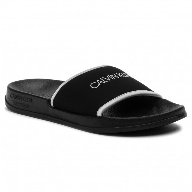 d1427a5ec5 Calvin Klein dámske šlapky W00780 čierne - Spodné prádlo a doplnky ...