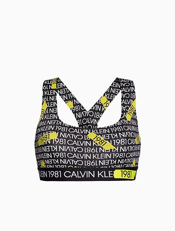 Calvin Klein Podprsenka QF5502E 7ZP farebná