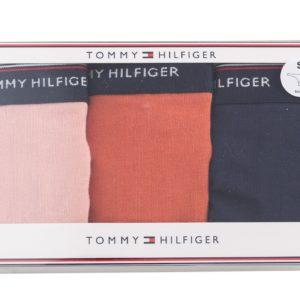 Tommy Hilfiger Nohavičky Tangá 3P W00048 077