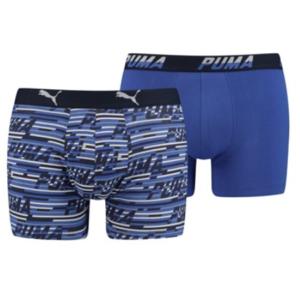 Puma Boxerky 2pack 501003001 modré