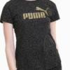 PUMA dámska tričko čierne